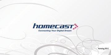 homecast Katalog 2011