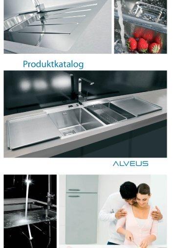 Produktkatalog_2012_BC - ALVEUS kuchen spüle