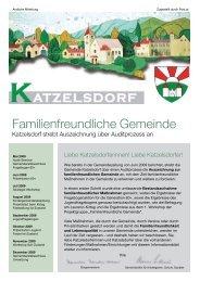 Singles in Katzelsdorf bei Wiener Neustadt (Land) und Flirts