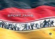 SPORT FANS - feedback Werbemittel