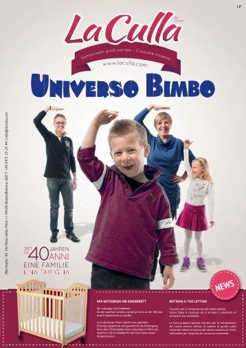 Kollection 2013 - Universo Bimbo