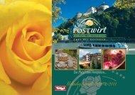 Urlaubsjournal als PDF - Hotel Postwirt