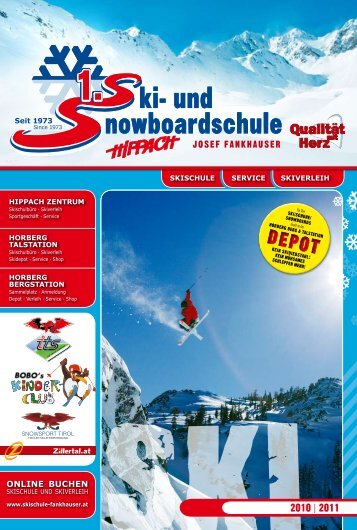 Freuden - Skischule Fankhauser