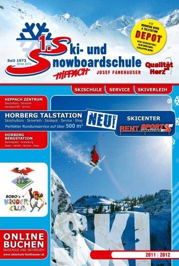 service - Skischule Fankhauser