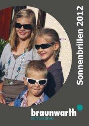 wenn's um Brillen geht - Braunwarth Optik Service GmbH