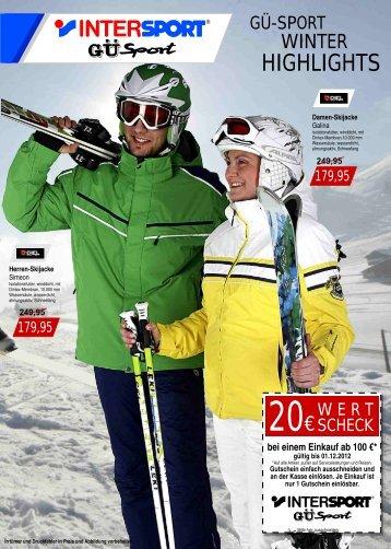 Seite 1 - Gü-Sport-Mode-Freizeit-Reisen-Vertriebs GmbH