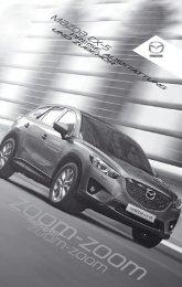 Mazda CX-5, Daten und Preise
