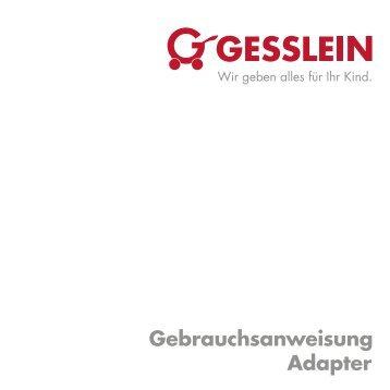 Adapter Swift - Gesslein
