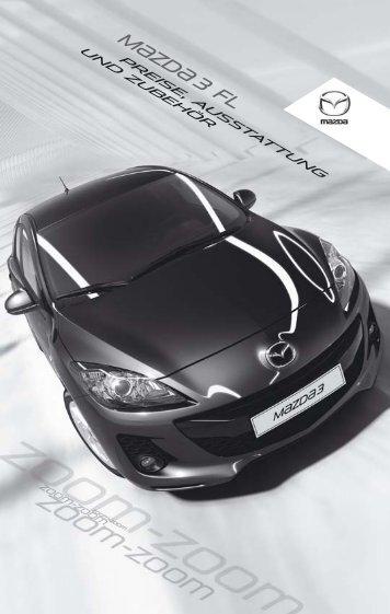 M{zd{ 3 FL - Mazda