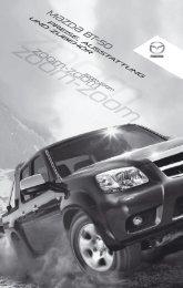 Mazda BT-50 Daten & Preise