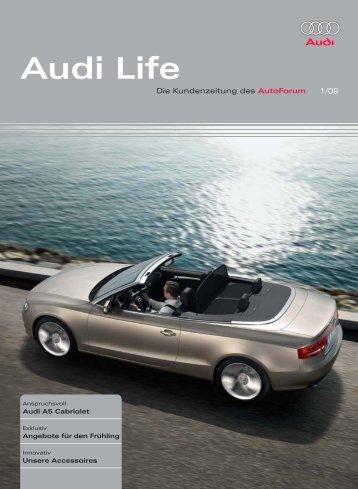 Audi Life 01/2009 (2 MB)