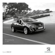 PDF herunterladen - Peugeot