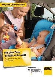 Programm - Sicher im Auto