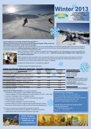 Winter 2013 - Wanderhotel Jägerhof im Passeiertal