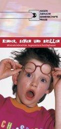 Kinder, Sehen und Brillen - Augenzentrum Recklinghausen
