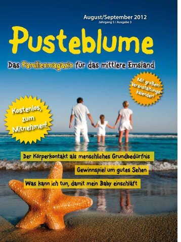 Pusteblume August/September 2012