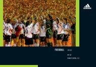 Segmentierung der adidas Kollektion - BS-Sportartikel