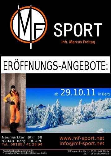 159,95 - MF Sport
