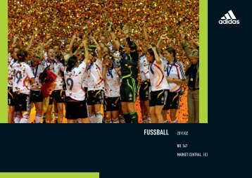 FUSSBALL 2011/Q2 - adidas Group