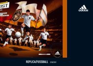 REPLICA/FUSSBALL 2010/2011 - SK-Teamsport