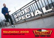 Neuheiten 2008 - Athleticum