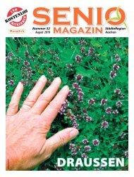 Tel.: 0241 - 51 44 95 • www.fauna-aachen.de ... - Senio Magazin