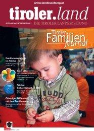 Weihnachts - Tirol - Familienpass