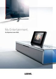 catalogo loewe tv 2012 - Siluj Online