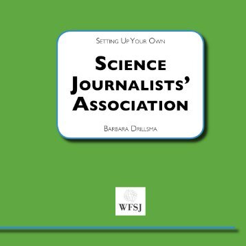 association - World Federation of Science Journalists