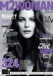 a Sneak peek inside M2woman - M2 Magazine
