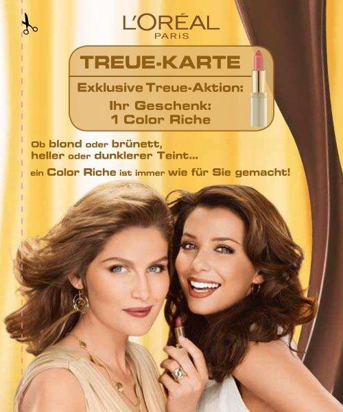 TREuE-kaRTE - L'Oréal Paris
