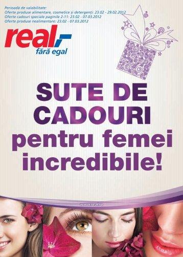 Oferte produse alimentare, cosmetice și - TotulRedus.ro