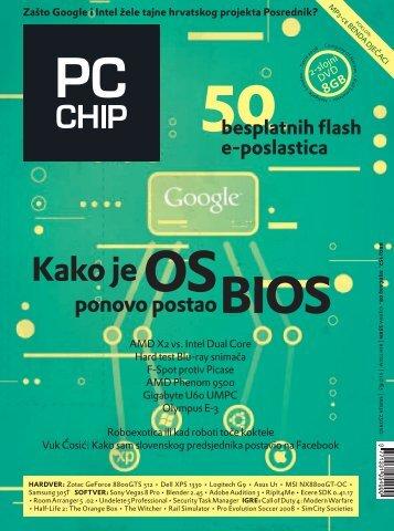50 Zašto Google i Intel žele tajne hrvatskog projekta ... - PC Chip