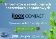 Informator PDF | iLOOX Contact