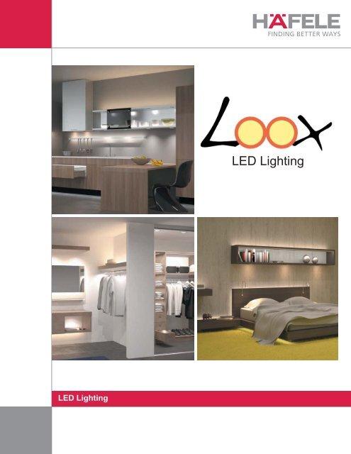 Loox Led Lighting Häfele