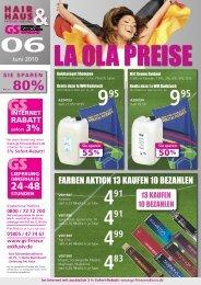 50% - GS Friseur Exklusiv Versand