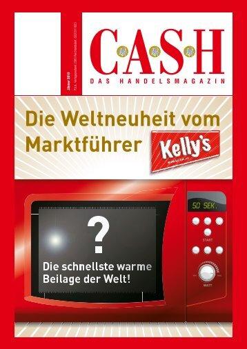 Die Weltneuheit vom Marktführer - Cash