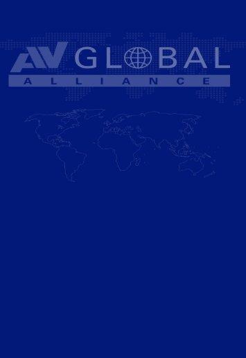 AV Global Alliance Brochure - Absolut Technologies