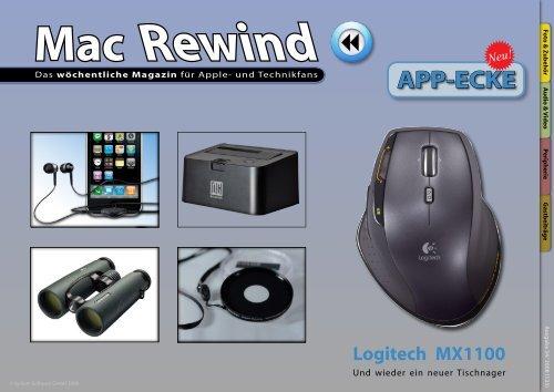Mac Rewind - Issue 34/2008 (133) - MacTechNews.de - Mac Rewind