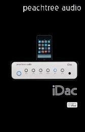 iDac Bedienungsanleitung (PDF) - Peachtree Audio
