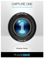 Capture One 6.3.1 Release Notes