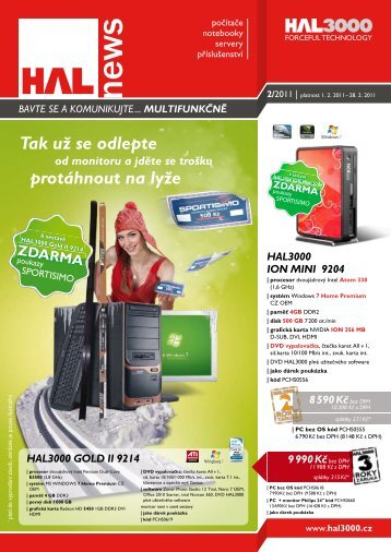akční_počítače_2.2011 - Stribro.cz