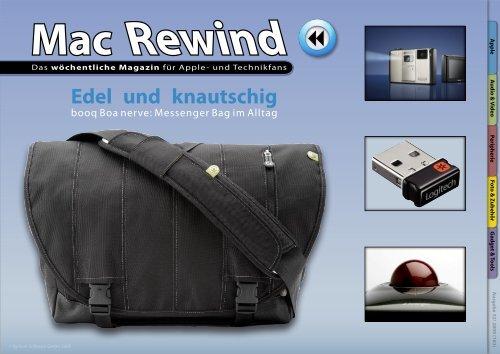 Mac Rewind - Issue 32/2009 (183) - MacTechNews.de - Mac Rewind