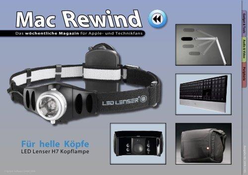 Mac Rewind - Issue 46/2008 (145) - MacTechNews.de - Mac Rewind