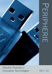 Aktuelle Produkte // Innovative Technologien 09 // 10