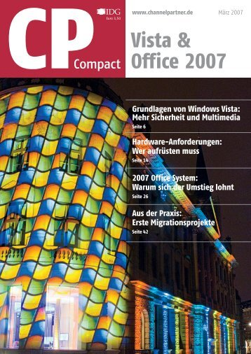 Vista & Office 2007 - ChannelPartner.de
