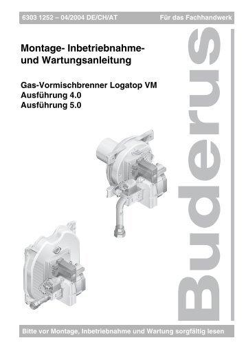 Montage- Inbetriebnahme- und Wartungsanleitung - Ager Thermo ...
