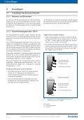 Planungsunterlage Wärme ist unser Element - Buderus - Seite 6