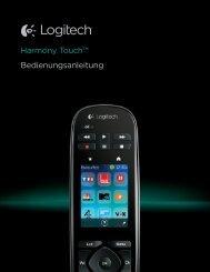 Handbuch (PDF) - Logitech