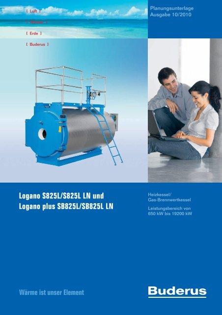 PU Logano S825L/S825 L - Buderus